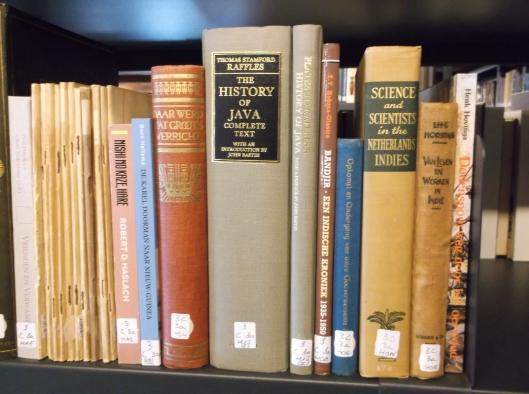 Nah, catatan mengenai Alam Melayu di librari Muzium Perkapalan!