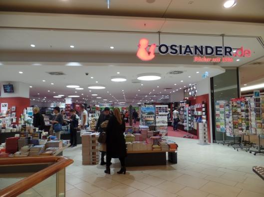 Kedai buku Osiander yang beroperasi sejak 1596