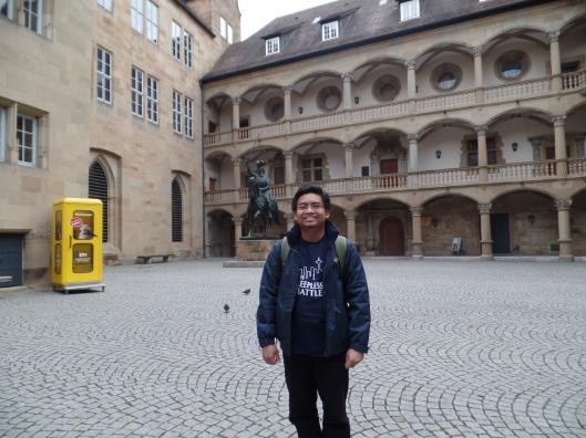 Di Lundesmuseum, Stuttgart.